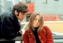 Al Pacino e Kitty Winn in Panico a Needle Park