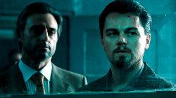 Mark Strong e Leonardo DiCaprio in Nessuna verità