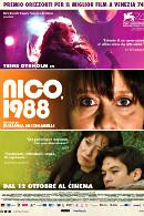 La locandina di Nico, 1988