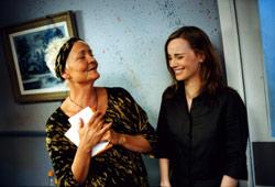 Ann Petrén e Sofia Helin in L'amore non basta mai
