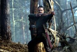 Russell Crowe in una scena di Robin Hood