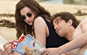 Anne Hathaway e Jim Sturgess in una scena di One Day