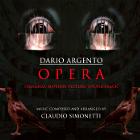 La copertina del CD di Opera
