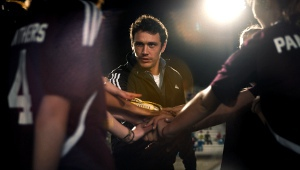 James Franco in una scena