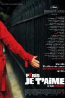 La locandina di Paris je t'aime