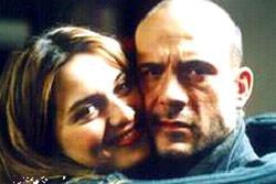 Paola Cortellesi e Gian Marco Tognazzi in Passato prossimo