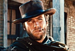 Clint Eastwood in Per qualche dollaro in più