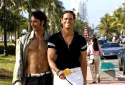 Rodrigo Santoro e Jim Carrey in Colpo di fulmine