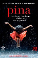 La locandina di Pina