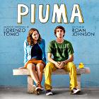 La copertina del CD di Piuma