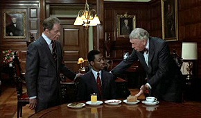 Don Ameche, Eddie Murphy e Ralph Bellamy in Una poltrona per due