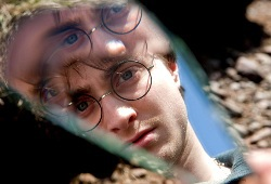 Daniel Radcliffe in Harry Potter e i Doni della Morte - Parte I