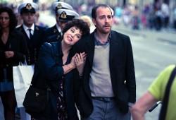 Stefania Sandrelli e Valerio Mastandrea in La prima cosa bella