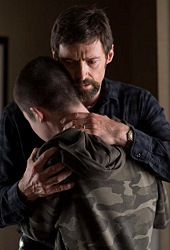 Hugh Jackman e Dylan Minnette