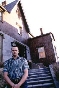 Vince Vaughn e il Bates Motel in Psycho
