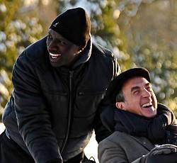 Omar Sy e François Cluzet in Quasi amici