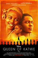 La locandina di Queen of Katwe