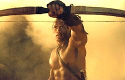 "Dwayne ""The Rock"" Johnson in Il Re Scorpione"
