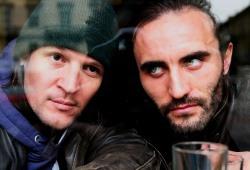 Victor Cosma e Stefano Cassetti in Il resto della notte