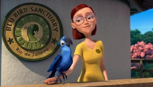 Blu e Linda in Rio