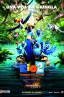 La locandina di Rio 2 - Missione Amazzonia