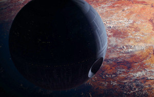 Una scena di Rogue One: A Star Wars Story