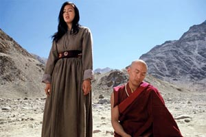 Christy Chung e Shawn Ku in Samsara