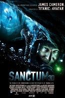 La locandina di Sanctum