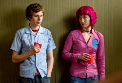 Michael Cera e Mary Elizabeth Winstead in Scott Pilgrim vs the World