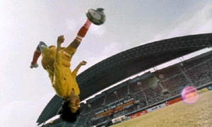 Stephen Chow in Shaolin Soccer
