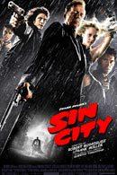 La locandina di Sin City