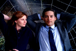 Kirsten Dunst e Tobey Maguire