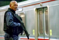 Samuel L. Jackson in SWAT