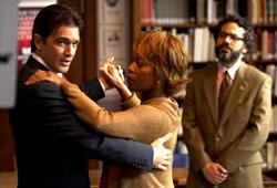 Antonio Banderas, Alfre Woodard e Kevin Hanchard in Ti va di ballare?