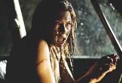 Jessica Biel in Non aprite quella porta
