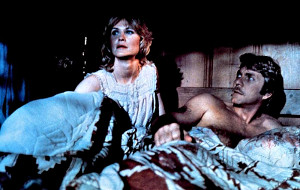 Dee Wallace e Christopher Stone in L'ululato