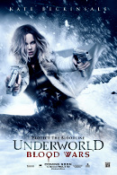 La locandina di Underworld - Blood Wars