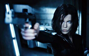 Kate Beckinsale in una scena di Underworld - Blood Wars