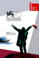 Il manifesto del Festival di Venezia 2013