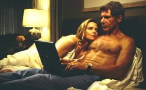 Michelle Pfeiffer e Harrison Ford in le verità nascoste