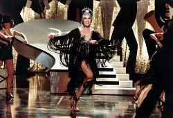 Julie Andrews in in una scena di Victor Victoria