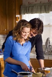 Keri Russell e Nathan Fillion in Waitress - Ricette d'amore