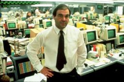 Il regista di Wall Street Oliver Stone