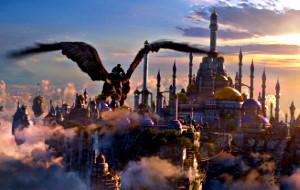 Una scena di Warcraft: L'inizio