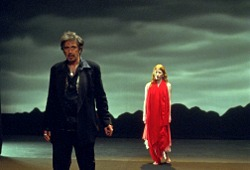 Al Pacino e Jessica Chastain in Wilde Salomé