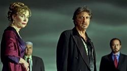 Al Pacino in una scena di Wilde Salomé