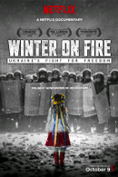 La locandina di Winter on Fire