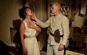 Eva Mattes e Klaus Kinski in Woyzeck