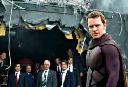 Michael Fassbender in X-Men - Giorni di un futuro passato