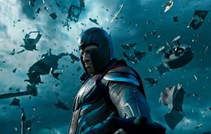 Micheal Fassbender in X-Men: Apocalisse